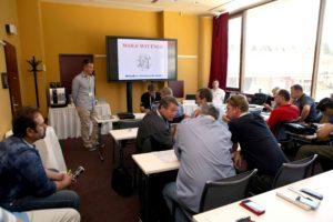 Přednáška s prezentací